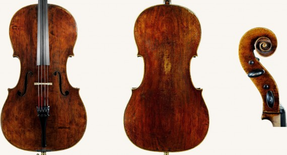 Violons Matheo Goffriller 1710